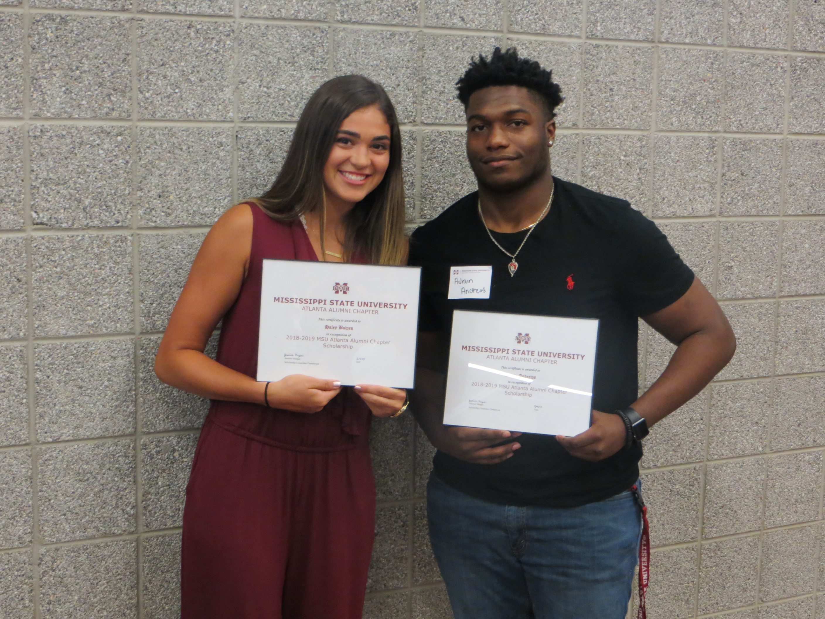 Mississippi State Scholarships >> The Atlanta Chapter Of Mississippi State University Msu Alumni